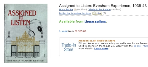 Assigned to Listen -2