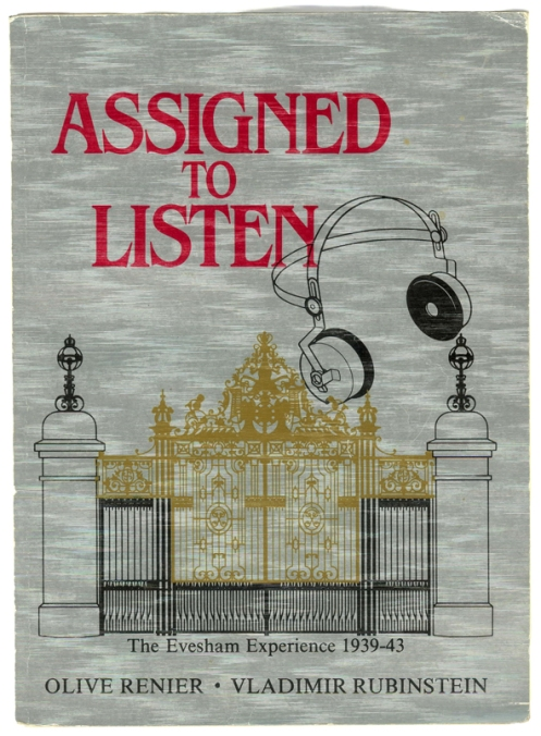 Assigned to Listen - Rorschach Audio Archive