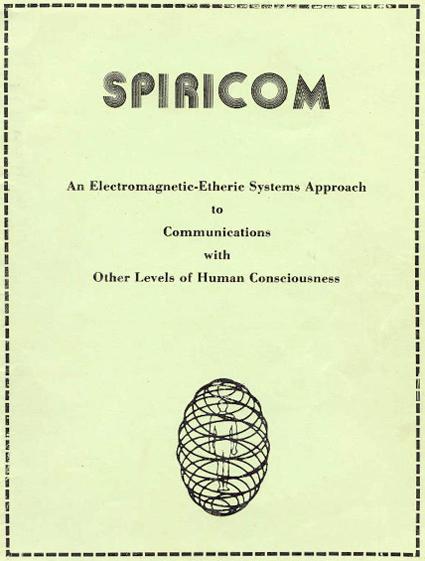 Spiricom Manual -1