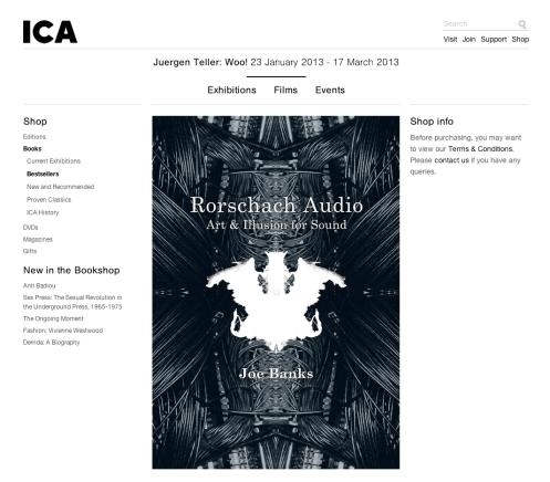 ICA best-sellers 2013