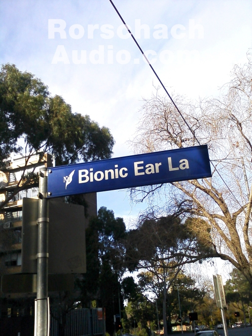 Bionic Ear Lane © Joe Banks - Rorschach Audio